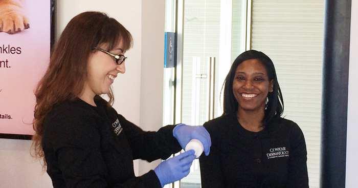 Professional Esthetician Services at Contour Dermatology