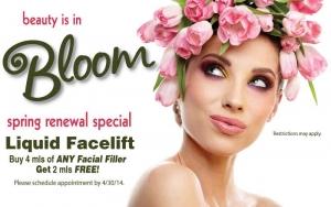 Click for April Specials At Contour Dermatology