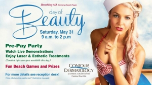 Day of Beauty, May 31, 2014