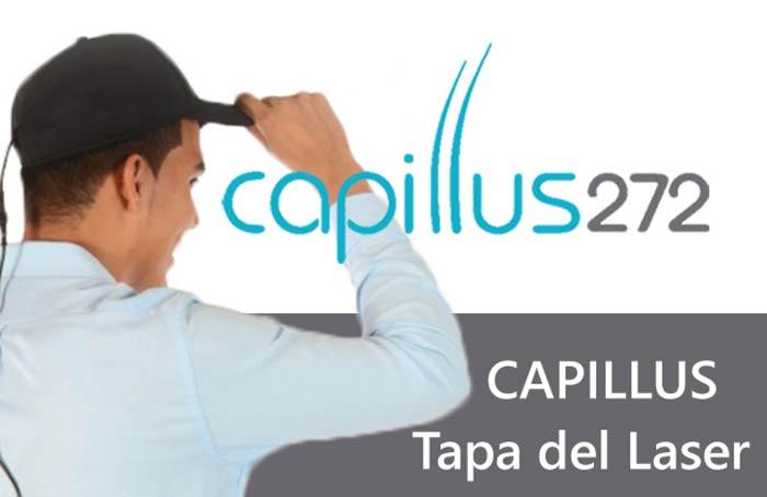 Capillus terapia de luz de bajo nivel