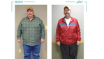 Ricky, Medi-Weightloss Before & After