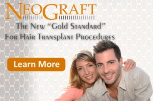 Neograft, The New Gold Standard in Hair Transplant Procedures