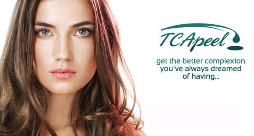 TCA Peel at Contour Dermatology
