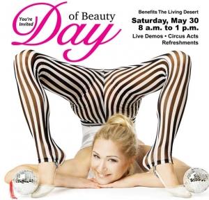 Circus Day of Beauty, May 30, 2015 at Contour Dermatology