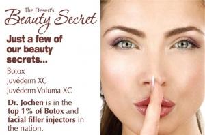 The Desert's Beauty Secret, Contour Dermatology