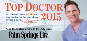 Timothy Jochen M.D. Selected Top Doctor By His Peers for 2015