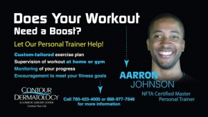 Aarron Johnson, NFTA Certified Personal Trainer