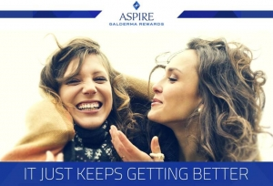 Aspire Galderma Rewards, Get Discounts, Tips, & Get Beautiful!