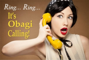Ring, Ring, it's Obagi calling, 2 day product special
