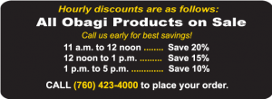 Obagi Product on Sale 2 days only
