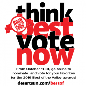 Vote now for the best of the Valley