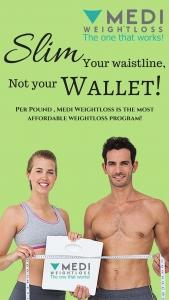 Slim your waistline, not your wallet with Jochen Medi-Weightloss