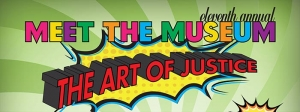 Meet the Museum. The Art of Justice!