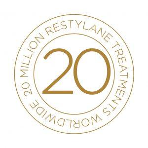 20 millones de tratamientos en todo el mundo para Restylane