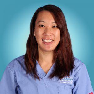 Elaine Woo Gallagher, NP-C
