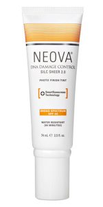 Neova DNA Damage Control Silc Sheer 2.0 protector solar
