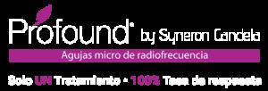 Profound agujas micro de radiofrecuencia